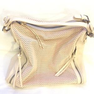 Steve Madden large vegan leather shoulder bag